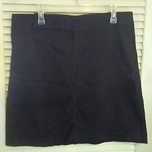 OLD NAVY SKIRT - Black - Size 14